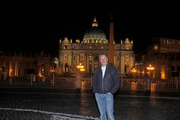 Russ at the Vatican (2am)